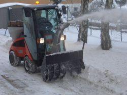 Winterdienst Schneefräsex